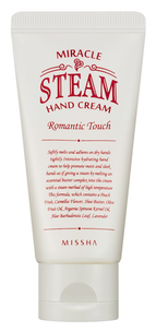 Крем для рук - Miracle Steam Hand Cream Romantic Touch