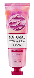 Маска - Natural Color Clay Mask Moisturizing