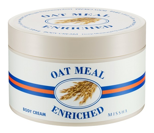 Крем для тела - Oat Meal Enriched Body Cream