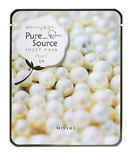 Тканевая маска - Pure Source Sheet Mask Pearl