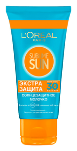 Защита от солнца - Sublime Sun. Cellular Protect SPF30