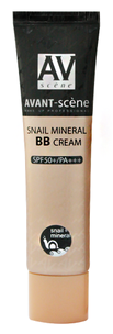 BB крем - New Snail Mineral BB Cream SPF50+ PA+++