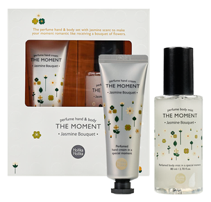 Уход - Набор Perfume Hand & Body The Moment Jasmine Bouquet