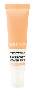 Консилер - Facetone Cover Fix Concealer