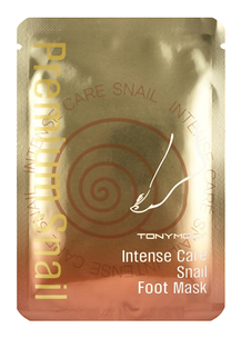 Маска - Маска для ног Intense Care Snail Foot Mask
