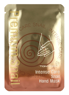 Маска - Маска для рук Intense Care Snail Hand Mask