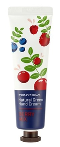 Крем для рук - Natural Green Hand Cream Berry Mix