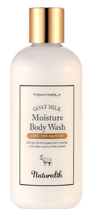 Гель для душа - Naturalth Goat Milk Moisture Body Wash