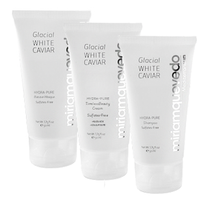 Уход - Набор Glacial White Caviar Travel Kit