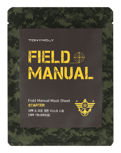 Маски - Field Manual Mask Sheet. Starter