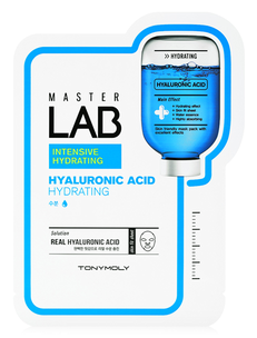Тканевая маска - Master Lab Hyaluronic Acid Mask