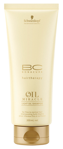 Шампунь - Oil Miracle Light Shampoo