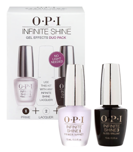 Базы и топы - Набор Infinite Shine Duo Pack
