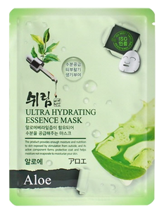 Тканевая маска - Hydrating Essence Mask Aloe
