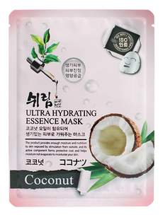 Тканевая маска - Hydrating Essence Mask Coconut