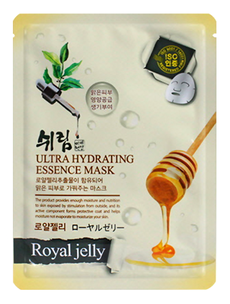 Тканевая маска - Hydrating Essence Mask Royal Jelly
