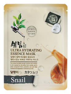 Тканевая маска - Hydrating Essence Mask Snail