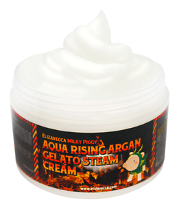 Крем - Milky Piggy Aqua Rising Argan Gelato Steam Cream