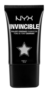 Тональная основа - Invincible Fullest Coverage Foundation
