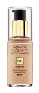Тональная основа - Facefinity All Day Flawless