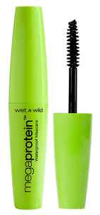 Тушь для ресниц - Mega Protein Waterproof Mascara