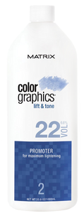 Оксиданты - Промоутер ColorGraphics Lift & Tone Promoter 6,6%