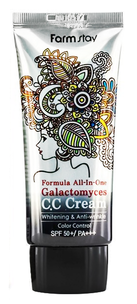 CC крем - All-In-One Galactomyces CC Cream SPF 50+