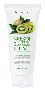 Пилинг - All-In-One Whitening Kiwi Peeling Gel