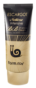 BB крем - Escargot Noblesse Intensive BB Cream SPF48/PA++