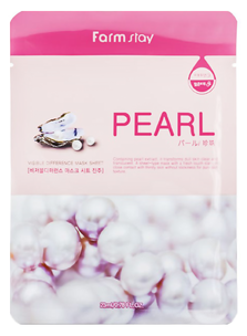 Тканевая маска - Visible Difference Mask Sheet Pearl