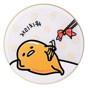 Кушон - Gudetama Lazy&Easy Face 2 Change Photo Ready Cushion BB Set A