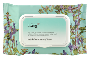 Салфетки - Daily Refresh Cleansing Tissue