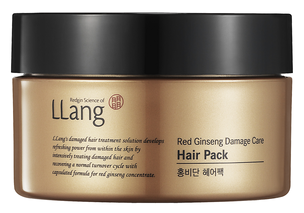 Маска - Red Ginseng Damage Care Hair Pack