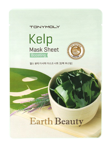 Тканевая маска - Earth Beauty Kelp Mask Sheet