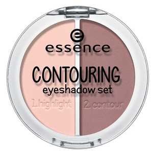 Тени для век - Contouring Eyeshadow Set