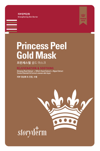 Тканевая маска - Premium Princess Peеl Gold Mask