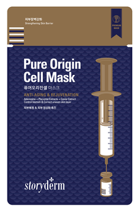 Тканевая маска - Premium Pure Origin Cell Mask