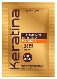Keratina treatment