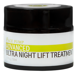 Ночной уход - Face Pump Advanced Ultra Night Lift Treatment