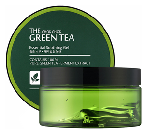 Гель - The Chok Chok Green Tea Essential Soothing Gel
