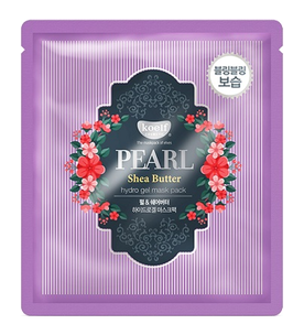 Гидрогелевая маска - Pearl & Shea Butte Hydro Gel Mask Pack