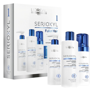 Волосы - Набор Serioxyl Fuller Hair Kit 1 for Normal Hair