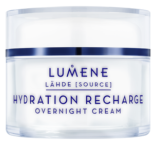 Lähde Hydration Recharge Overnight Cream (Объем 50 мл)