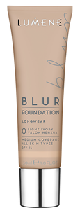 Blur Foundation Longwear SPF 15 0 (Цвет 0 Light Ivory variant_hex_name E3C5AD)
