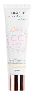 CC Color Correcting Cream Ultra Light (Цвет Ultra Light  variant_hex_name F7DAB2)