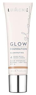 Glow Illuminating Foundation SPF 15 4 (Цвет 4 Warm Beige variant_hex_name CBA286)