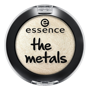 The Metals Eyeshadow 07 (Цвет 07 Vanilla Brilliance  variant_hex_name FEF6EB)