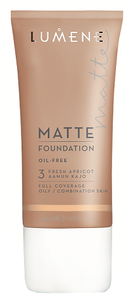 Matte Foundation Oil-Free 3 (Цвет 3 Fresh Apricot variant_hex_name CBB199)