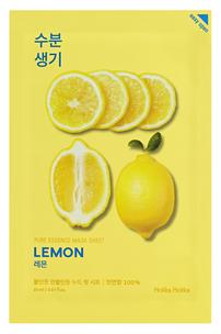Pure Essence Mask Sheet Lemon (Объем 20 мл)