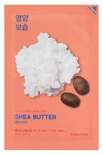 Pure Essence Mask Sheet Shea Butter (Объем 20 мл)
